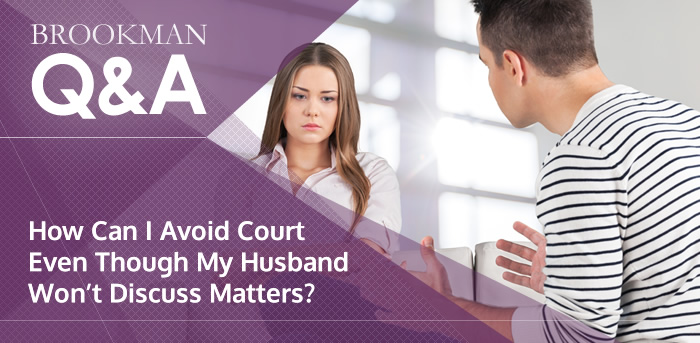 Avoiding Court During Your Divorce